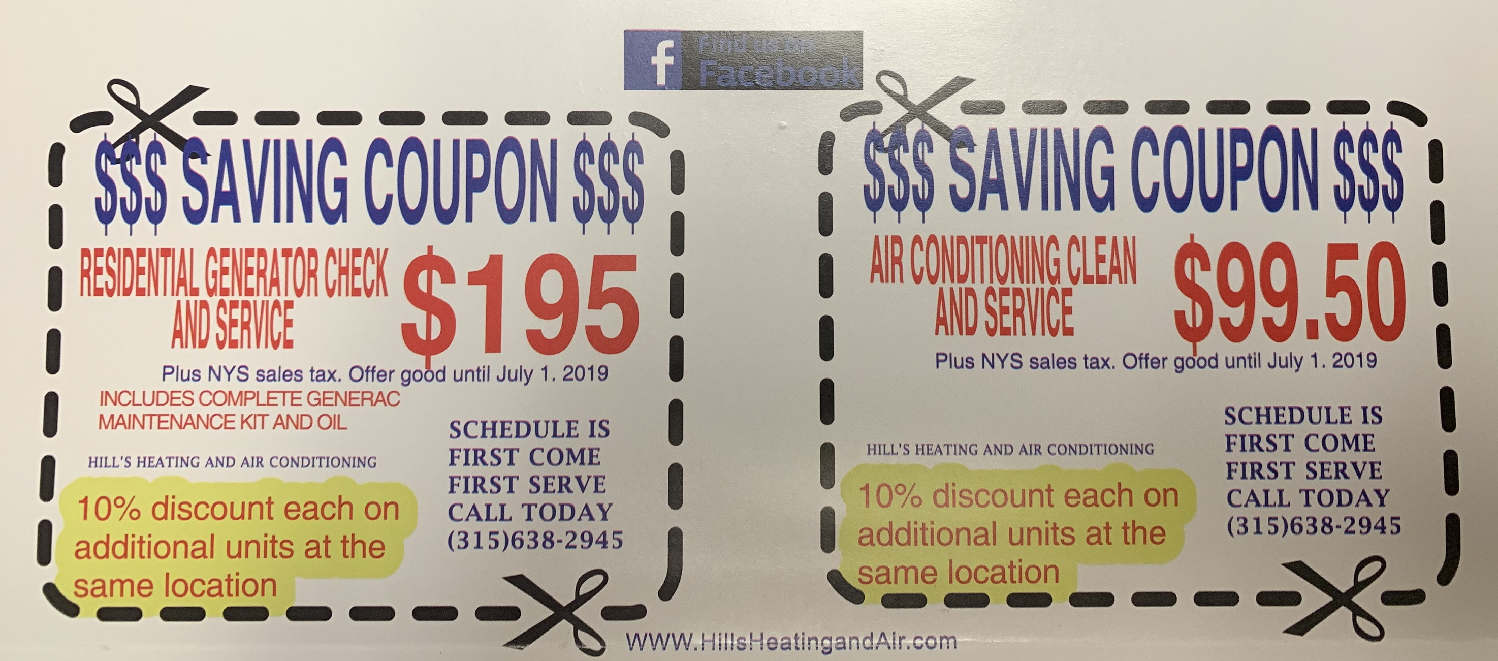 Hills Heating and Air Conditioning   Syracuse, NY